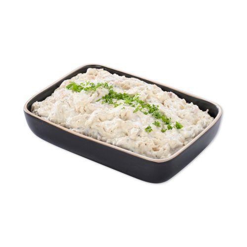 Salade de poulet à l'échalote