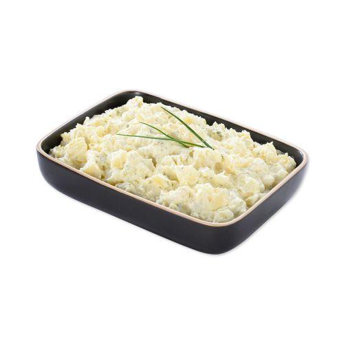 Pommes de terre sauce tartare