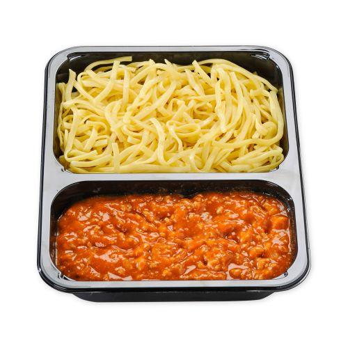 Pâtes sauce bolognaise