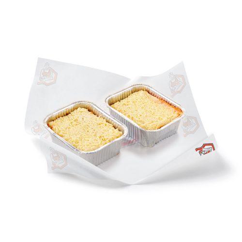 Lasagnes (à base de porc, +/- 400g)