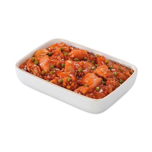 Goulasch de volaille (filet poulet)