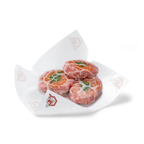 Saucisse plate porc et boeuf